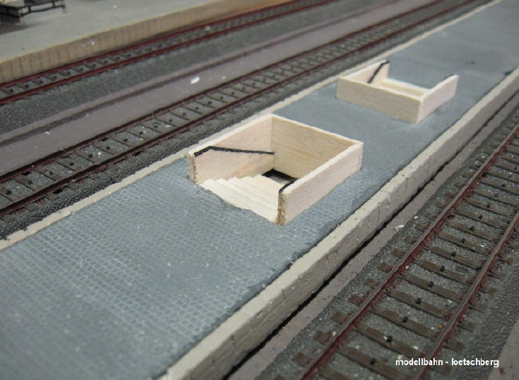Modellbahn Gelander Selber Bauen Bruckengelander Selber Basteln